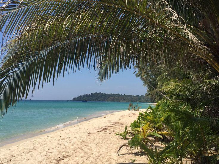 Koh Kood - no shortage of tropical paradise here.
