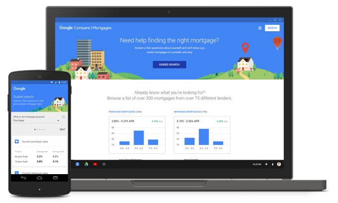 Google Launches Mortgage Shopping Tool In California More States Coming SoonGoogle is now a licensed mortgage brokerin California. The company today launched a mortgage comparison tool for home shoppers in California withsupport for more states coming soon. Todays announcement doesnt come as a major surprise given that the company already signaled its intentions to launch this product earlier this year. Its worth noting that this Read More