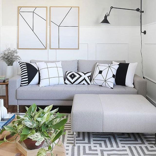 Preto Branco E Cinza Sucesso Garantido Paleta De Cores Clean E