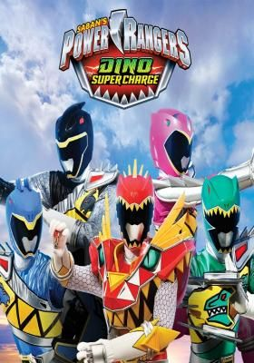 Power Rangers: Dino Super Charge - Dublado