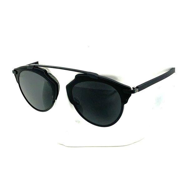 bd538b2b7733 Christian Dior SoReal RLSLY Matte Black Sunglasses Brand new pair of Christian  Dior SoReal RLSLY Sunglasses