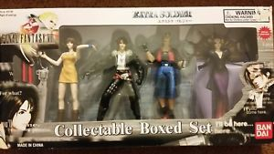 Final Fantasy VIII 8 Bandai Extra Soldier Collectable Figure Box Set - Squall  #finalfantasy #ff #game #playstation #toys #figures #collectibles #bandai #square #gameplay #squareenix #movie #creatures #ff4 #ff5 #ff6 #ff7 #ff8 #ff9 #ff10 #ffx #ffxi #ff12 #ffxii #ff13 #ffxiii #ffiv #ff15 #ffxv #toyreview #ebay #amazon