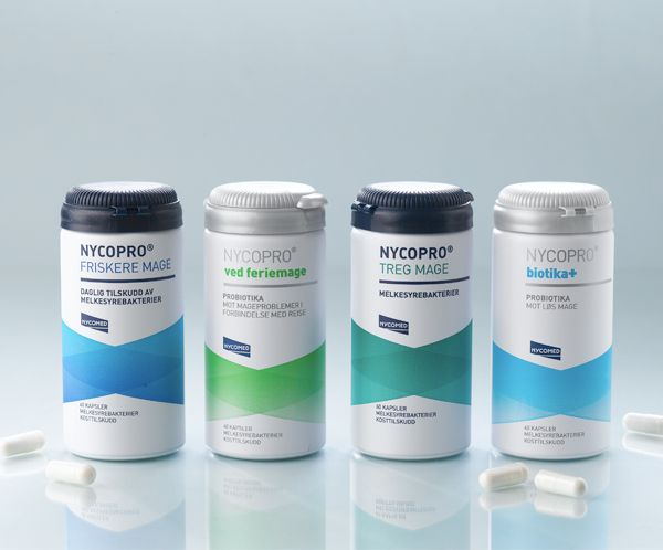 Packaging for NYCOPRO® by Nycomed on Packaging Design Served