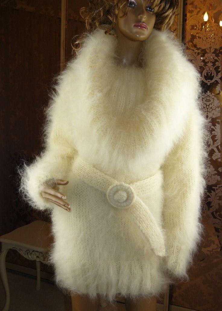 Yellow Cowl Neck Sweater