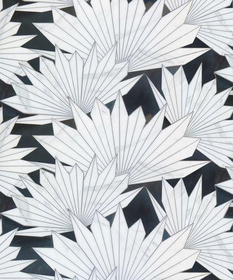 Каменная мозаика в стиле ар-деко | Мебель для дома в журнале AD | AD Magazine