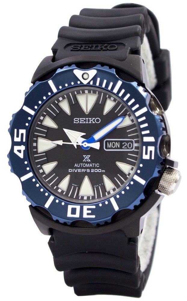 Seiko Prospex Sea Monster Divers 200M SRP581 SRP581K1 SRP581K Mens Watch #Seiko…
