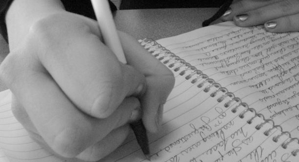 A discussion of the joys and benefits of journaling.