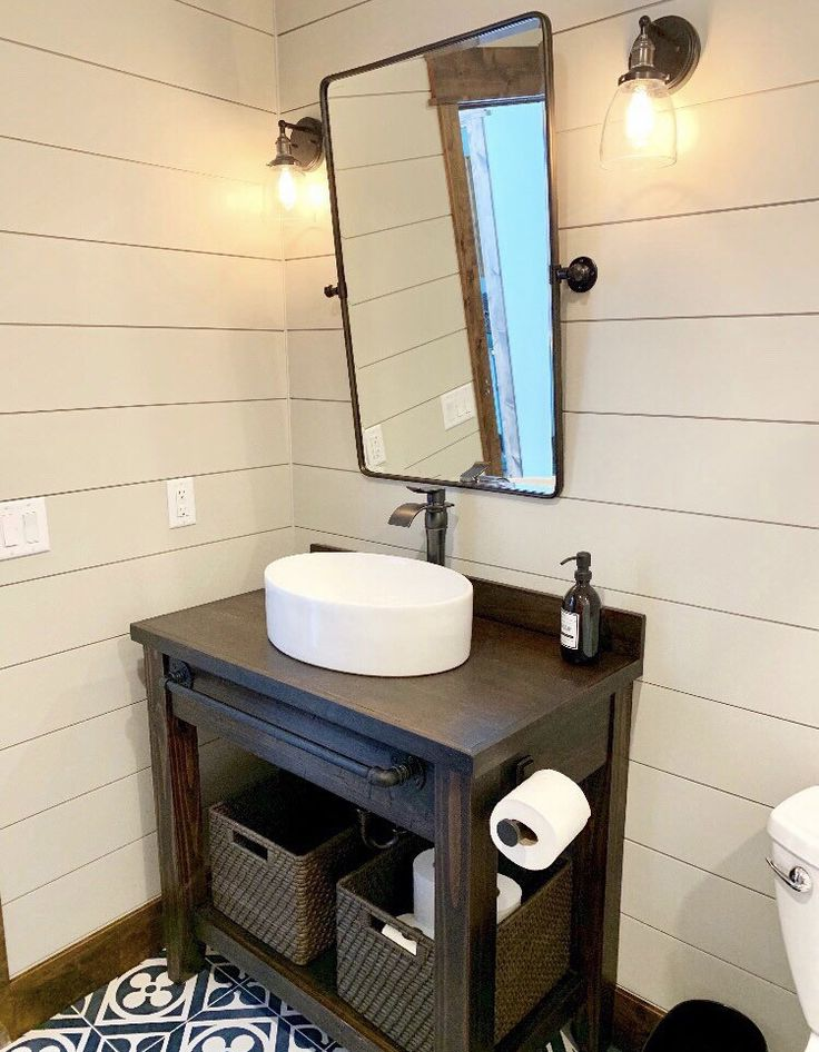 Bathroom Vanity – Upstairs bath