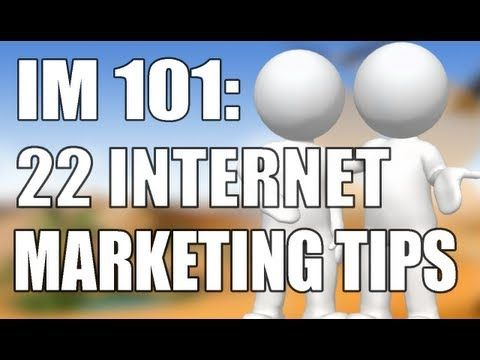 Is Internet marketing something you are using to promote your online business? If you aren't, you want to think of doing so. By reading this written piece, you will know the basics of Internet marketing so you can start coming up with your own techniques.