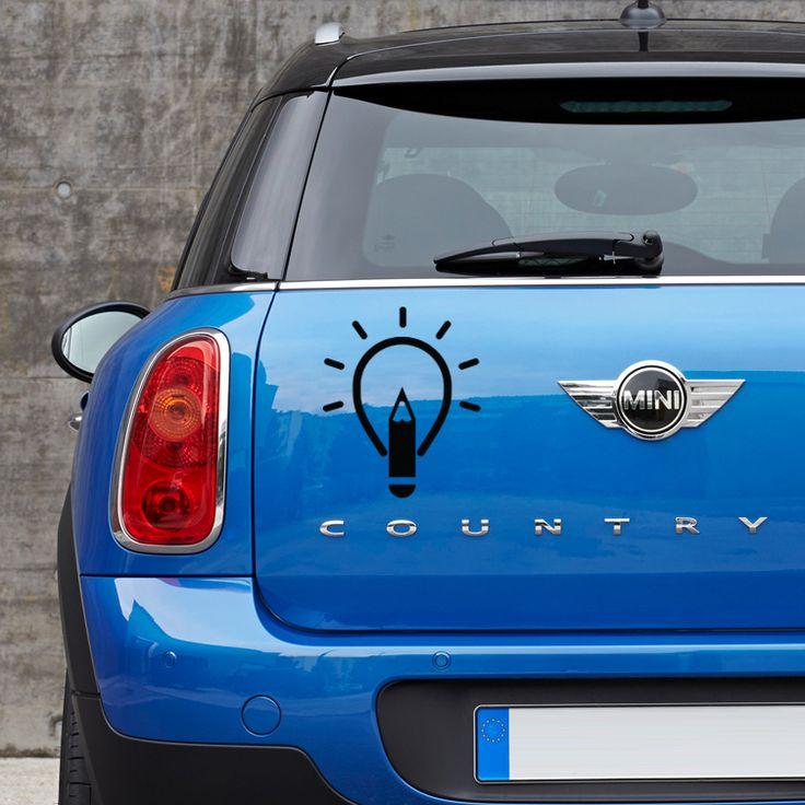 """""""art-idee"""" - nieuwe sticker voor creatieve mensen, prijs: € 2,70"""