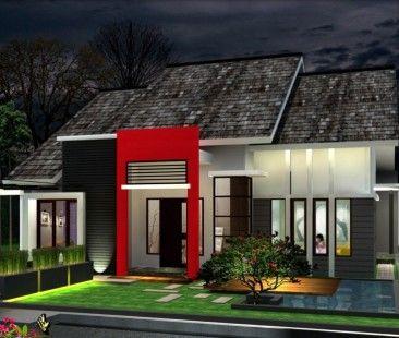 Gambar Desain Rumah Minimalis Modern yang Bagus 3