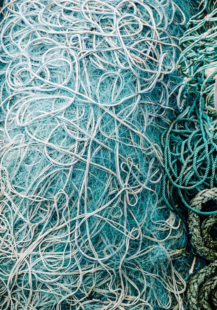Fishing nets Roundstone Ireland Toronto Travel Photographers - Suech and Beck