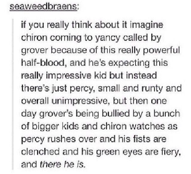 Percy :')