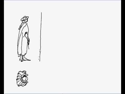 Perspective: Leon Battista Alberti - YouTube