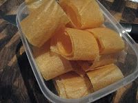 REAL MEALS: Pear Leather (or Pear 'Rollups')