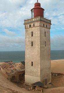 Rubjerg Knude lighthouse - Wikipedia, the free encyclopedia