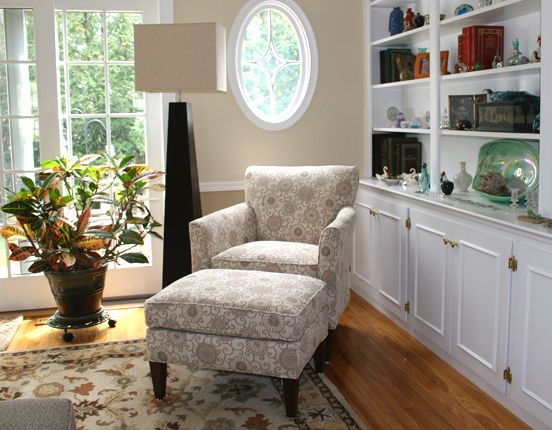 Dream Living Room See More Boston Interiors Chair And Ottoman