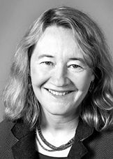 """Carol W. Greider - The Nobel Prize in Physiology or Medicine 2009 was awarded jointly to Elizabeth H. Blackburn, Carol W. Greider and Jack W. Szostak """"for the discovery of how chromosomes are protected by telomeres and the enzyme telomerase""""."""