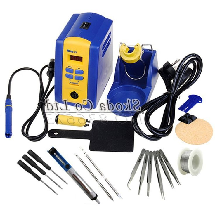38.99$  Buy now - https://alitems.com/g/1e8d114494b01f4c715516525dc3e8/?i=5&ulp=https%3A%2F%2Fwww.aliexpress.com%2Fitem%2FHAKKO-FX-951-fx951-Digital-Thermostatic-Soldering-Station-Solder-Electric-Soldering-Iron-110V-220V-Welding-wire%2F32279226916.html - FX-951 fx951 Digital Thermostatic Soldering Station/Solder Electric Soldering Iron 110V/220V+Welding wire+tweezer+iron tip 38.99$