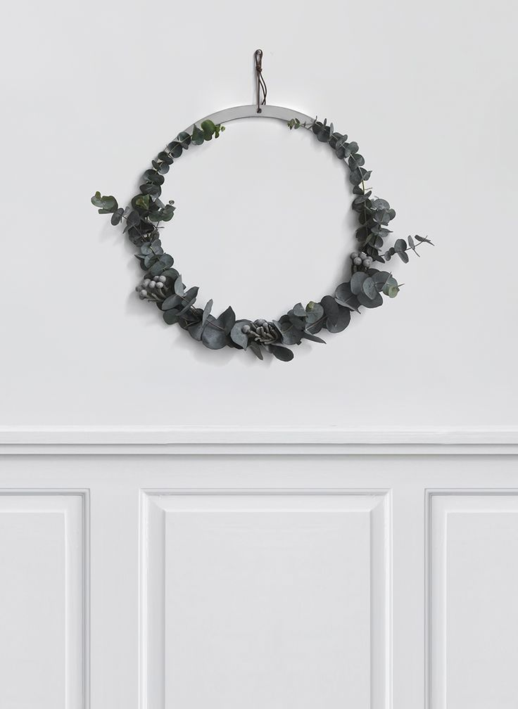 Only Deco Love: My first Wreath : Christmas Edition