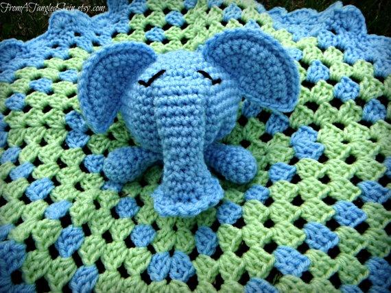 Free Crochet Pattern Elephant Lovey : Free Crochet Pattern Elephant Lovey Motorcycle Review ...