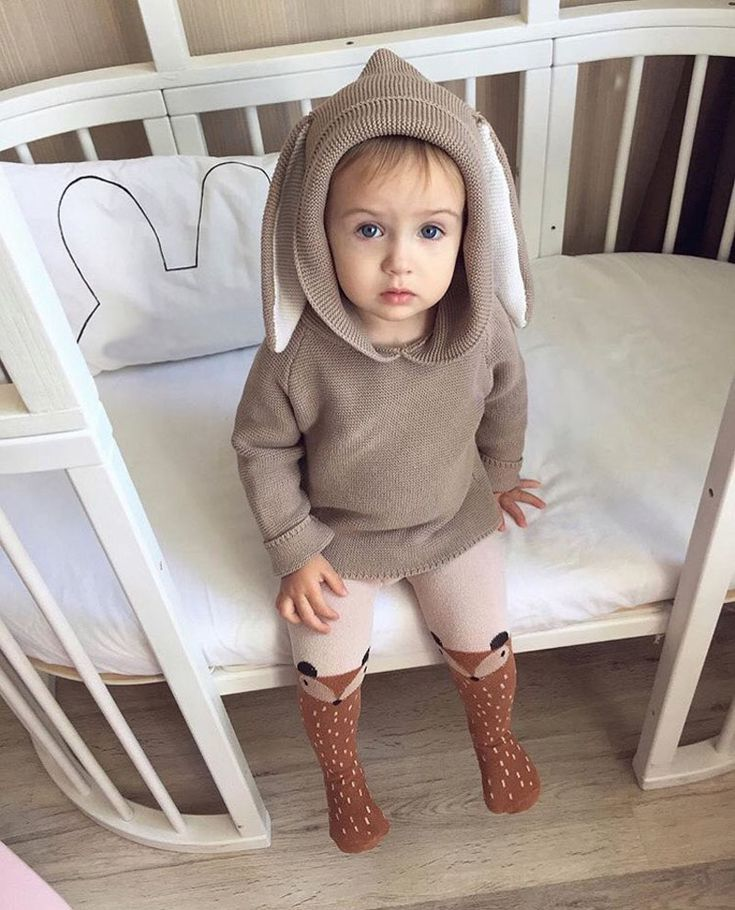 Nice 2017 Autumn New Baby Boys Sweaters 3D Rabbit Cotton Pullover Kids Girls Knitted Sweater for 1-5Y Girls Boys Cardigan Wholesale - $43.38 - Buy it Now!