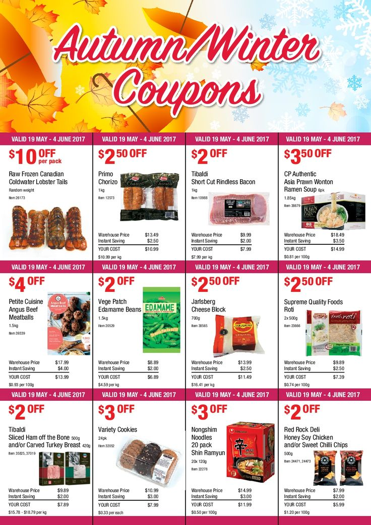 Costco Catalogue Coupon 19 May - 4 June 2017 - http://olcatalogue.com/costco/costco-catalogue.html