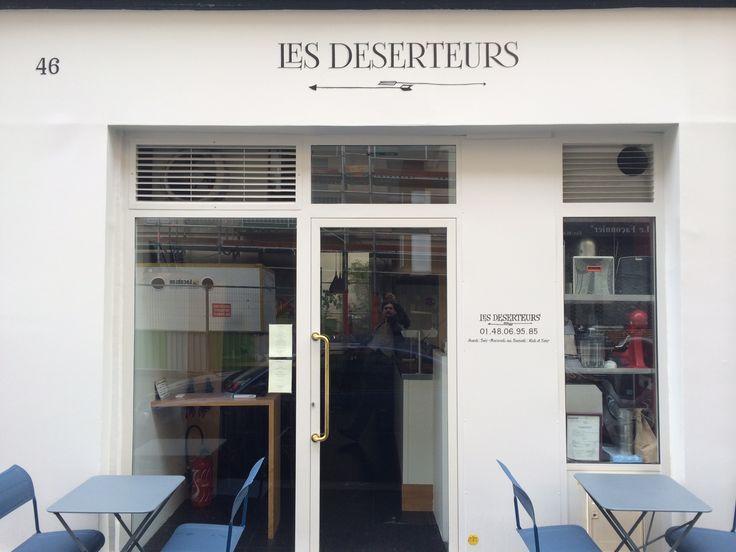 Restaurant Les Déserteurs 46, rue Trousseau