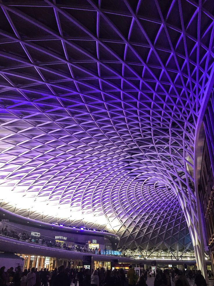 King's Cross St.Pancras,London,UK by NamYoon Kim - Photo 126569057 - 500px