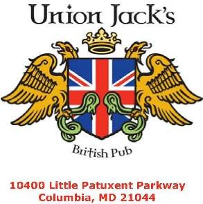 This week's venue that loves networkers is Union Jack's, 10400 Little Patuxent Parkway Columbia, MD 21044. Not quite a bar and not quite a restaurant, Union Jack's is a British hybrid of sorts, offering a casual-meets-refined atmosphere that welcomes beer drinkers and wine aficionados. YPN of Howard County will have a Network & Mingle at Union Jack's on November 7, 2012 @ 5-7pm.