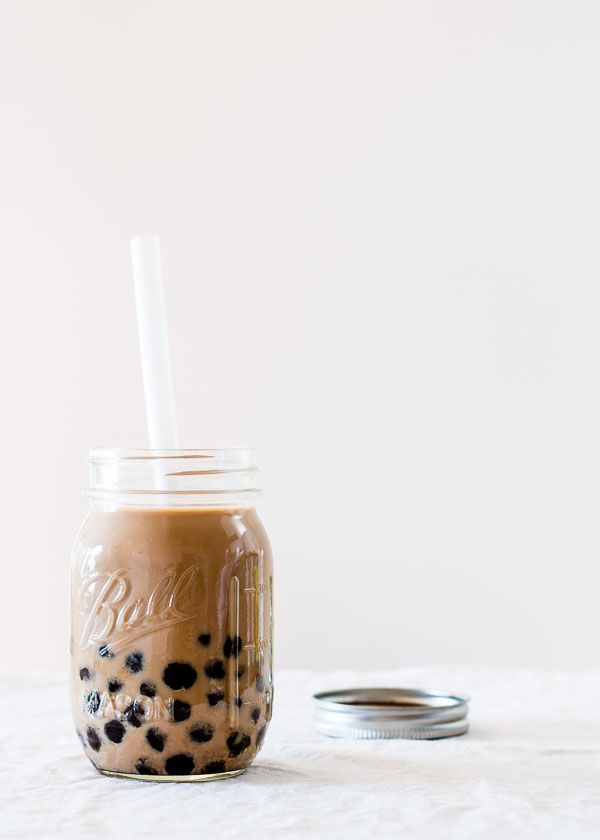 How To Make Your Own Boba Bubble Tea