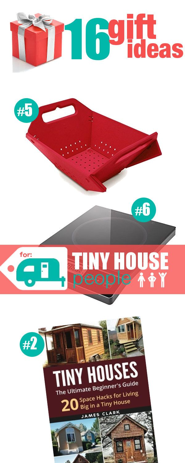 7 best tiny house tips images on pinterest little houses - Gifts for small apartments ...