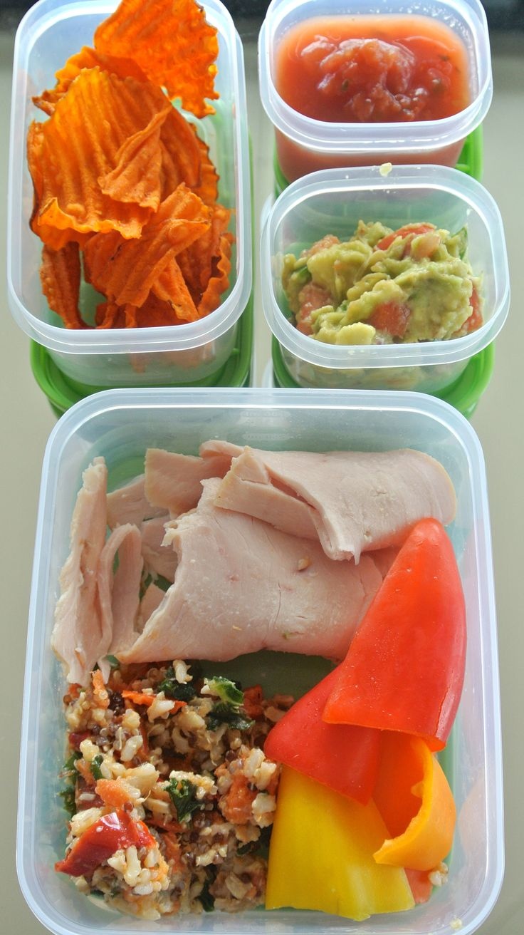 Healthy Girl On-The-Go. Meal planning done right! healthy options that are ALL gluten free and majority are pale as well!