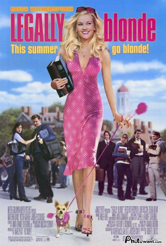 金法尤物 Legally Blonde