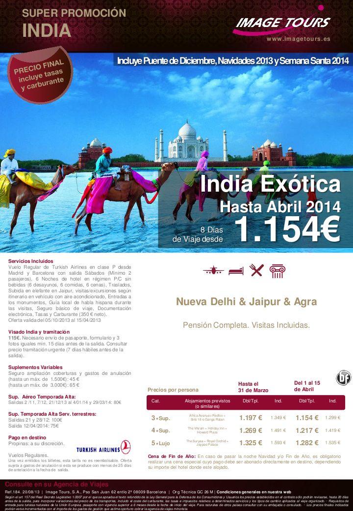 India ex tica 8 d as de viaje con nueva delhi agra - India exotica ...