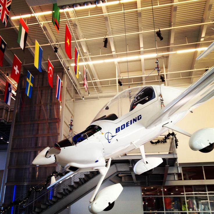 Future of Flight Aviation Center & Boeing Tour in Mukilteo, WA