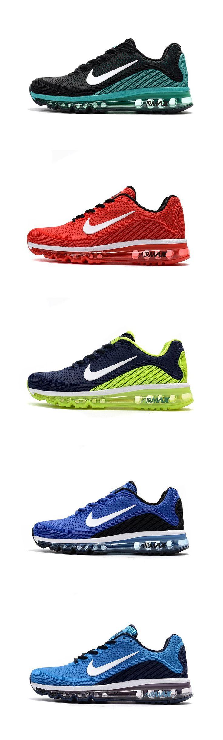 Cheap Nike Air Max 2017.5 KPU Men shoes Free Shipping Jade Dark Blue,Red,