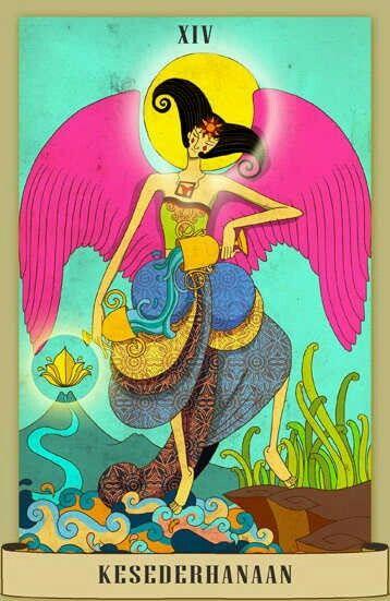 Luxury Big Tarot Cards