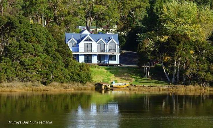 On the Blythe River NW Coast Tasmania photo credit to Murrays Day Out Tasmania 4.2015
