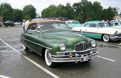 1950 Packard Convertible