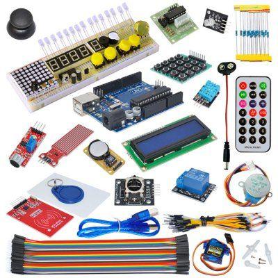 KT002 Arduino RFID Learning Kit Upgrade Arduino Starter Kit
