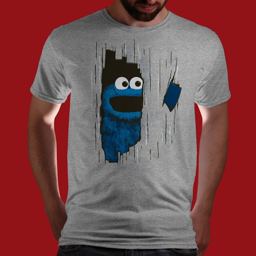 Here's Cookie.....http://www.qwertee.com/product/here-s-cookie/