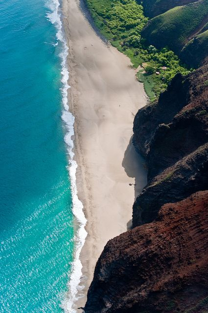 North cost of kauai, hawaii