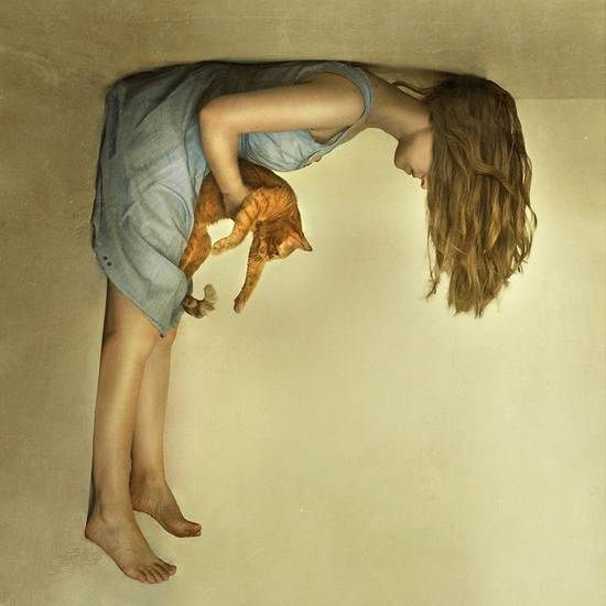 Alice... 30 examples of conceptual art | Photography | Pinterest ...