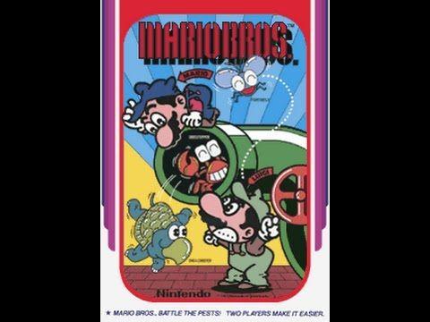 Joe's Vs The Atari 2600 Let's Play Mario Bros