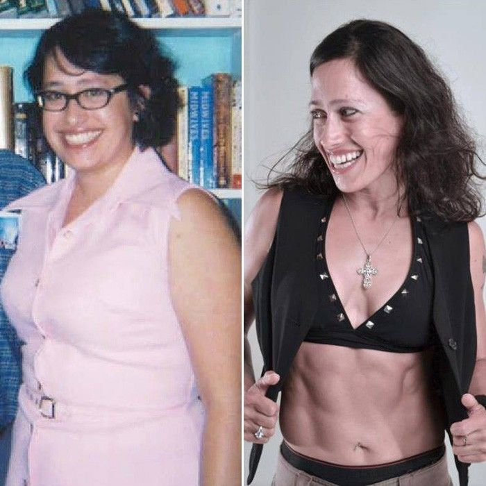 10 Incredible Body Transformation Stories