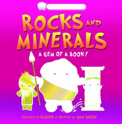 Mixes science and art to bring the world of geology to life, with wacky characters to explain the things that form the foundations of our planet including rocks, gems, crystals, fossils, and more.