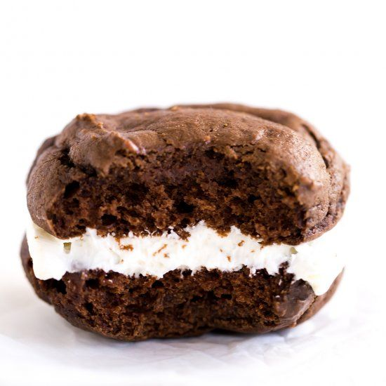 Classic Gobs in Pittsburgh (otherwise known as whoopie pies