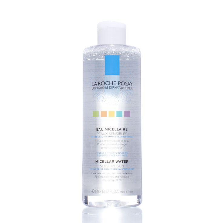 La Roche-Posay Micellair Water Ultra, Fysiologische oplossing die mild make-up verwijdert van gezicht, ogen en lippen. Nu beschikbaar bij jouw favoriete online apotheker.