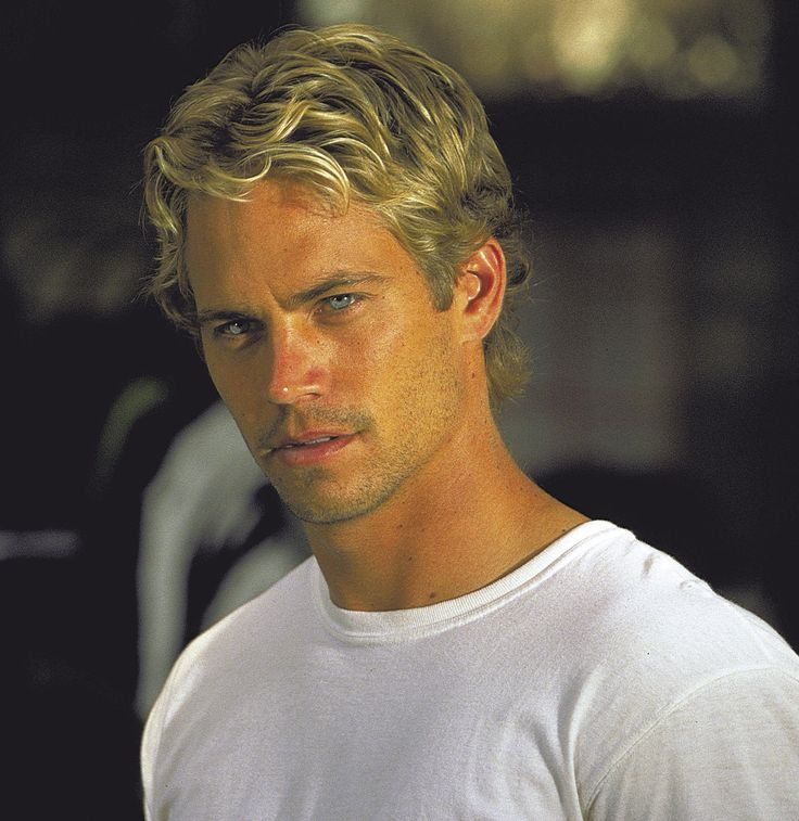 Paul Walker The Fast And The Furious Movie Stills